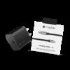 Cable USBC to Lighting1mcharger Cblack1logo.png 500x350 1